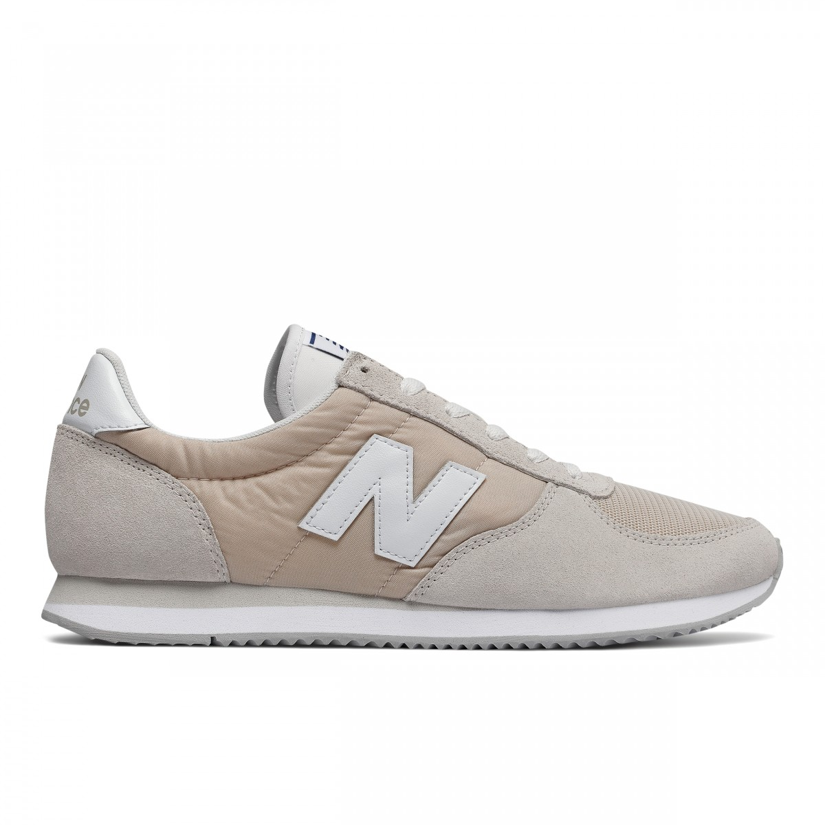 zapatillas new balance beige