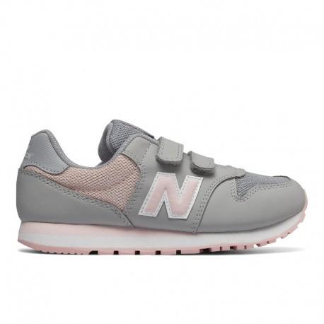 zapatillas new balance rosas niña