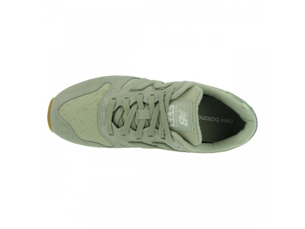 NEW BALANCE WL373 MIW Zapatillas New Balance Mujer Verdes