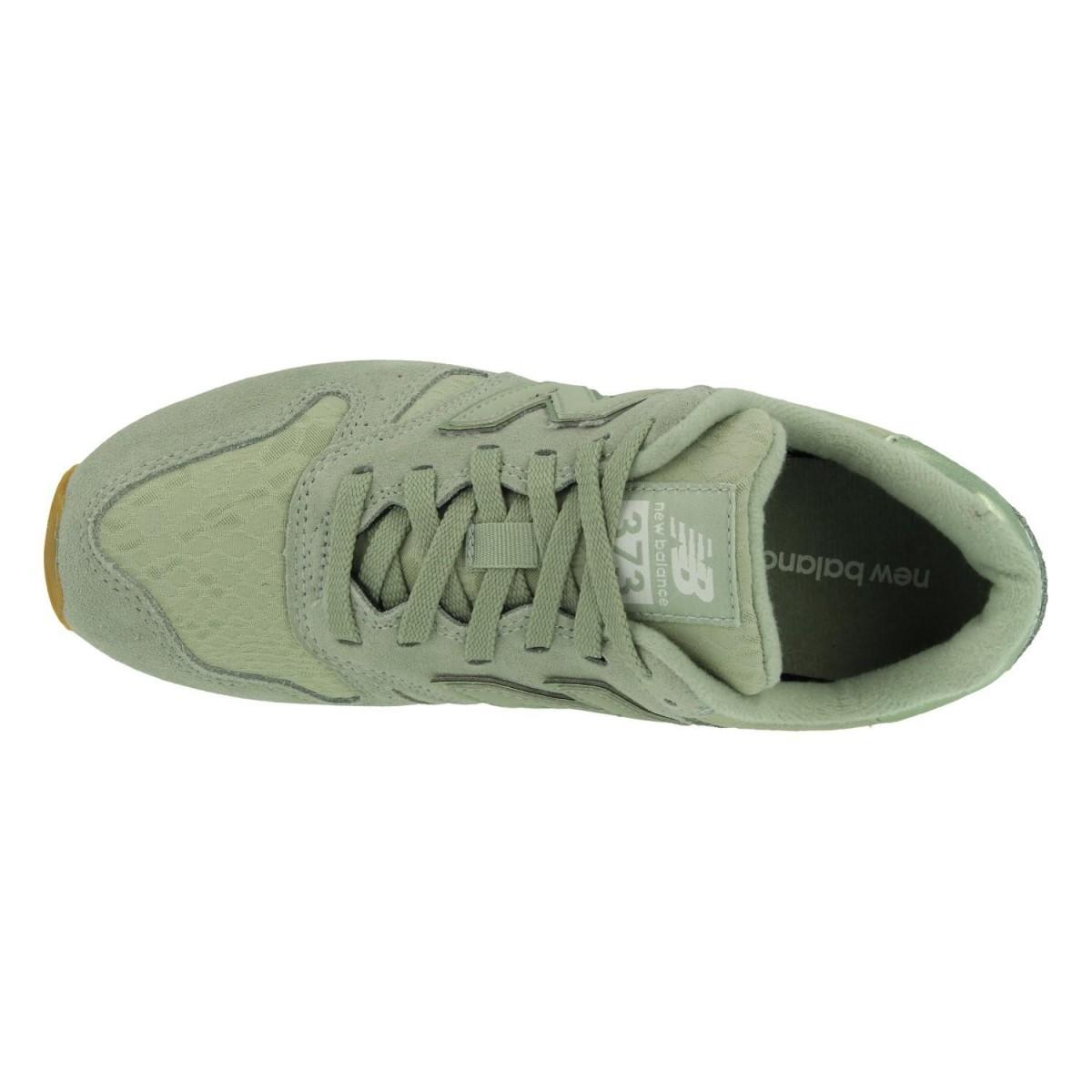 zapatillas new balance mujer verdes