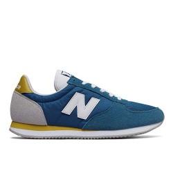 NEW BALANCE U220: Zapatillas Hombre New Balance U220 DC Azules