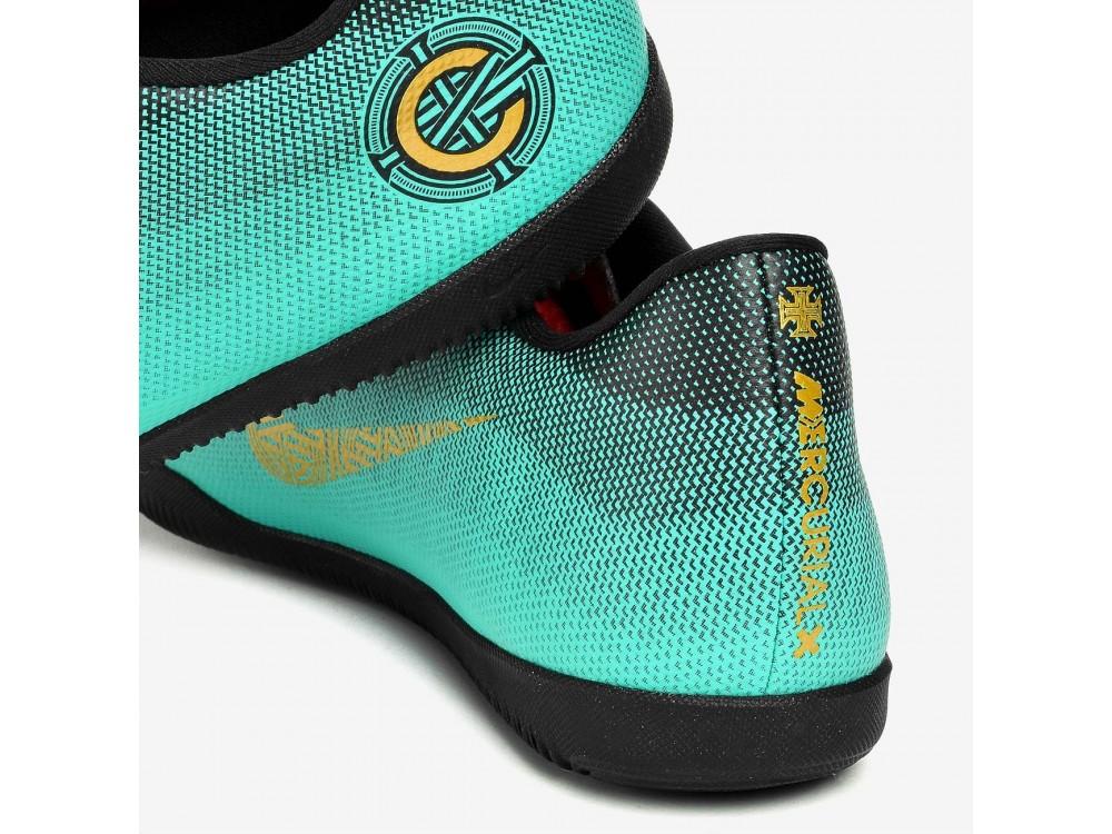 NIKE MERCURIALX CR7: Botas Nike Fútbol Sala Niño MercurialX