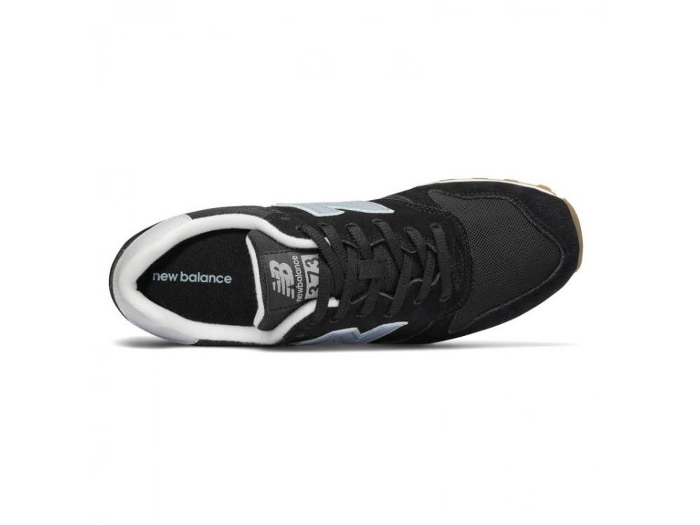 NEW BALANCE ML373 KBG Zapatillas New Balance Hombre Negras