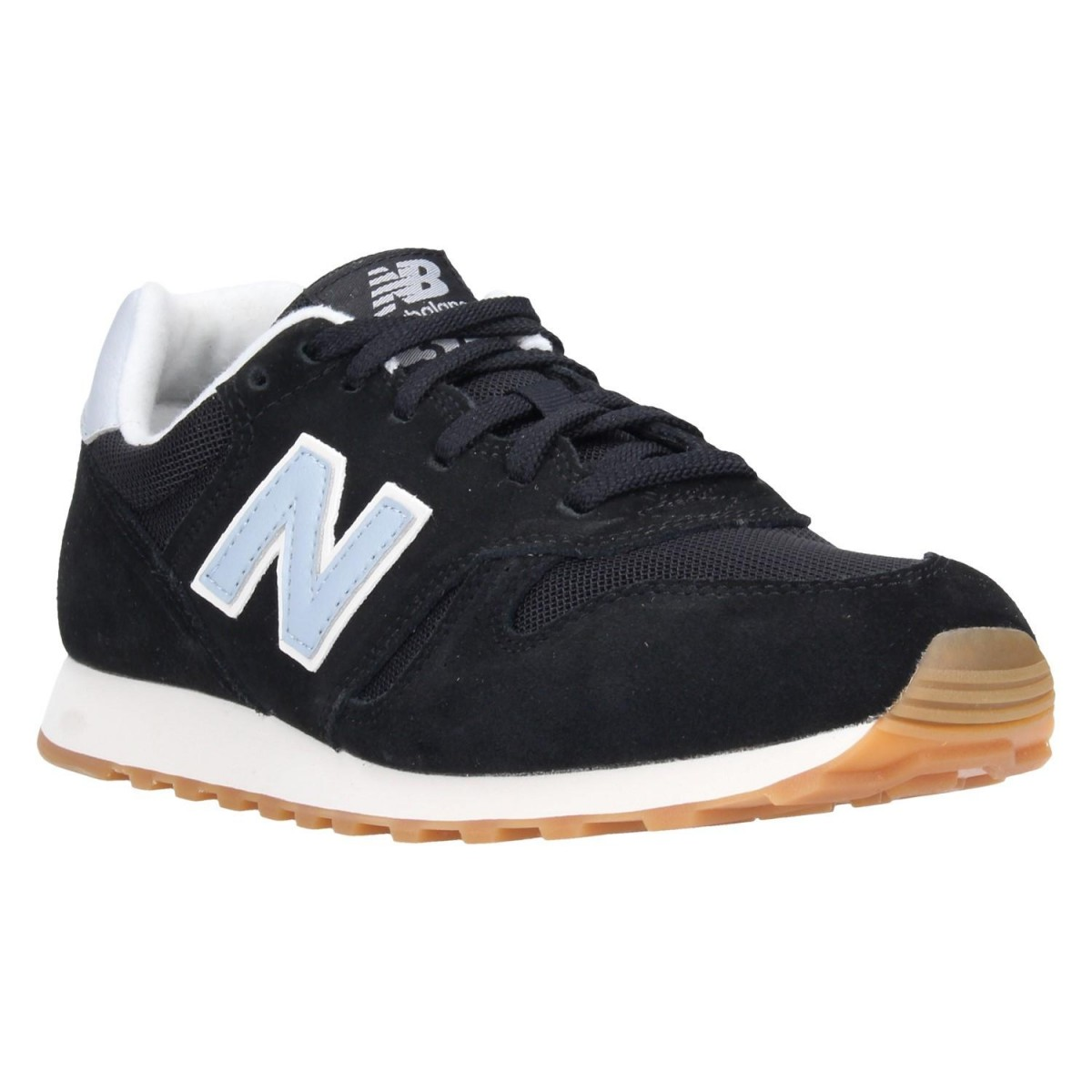 new balance 373 hombre negras