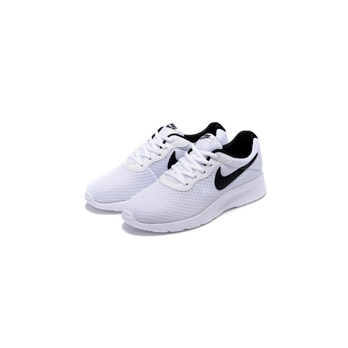101 Blancas Zapatillas 812654 Nike Tanjun Hombre zXqw6a7