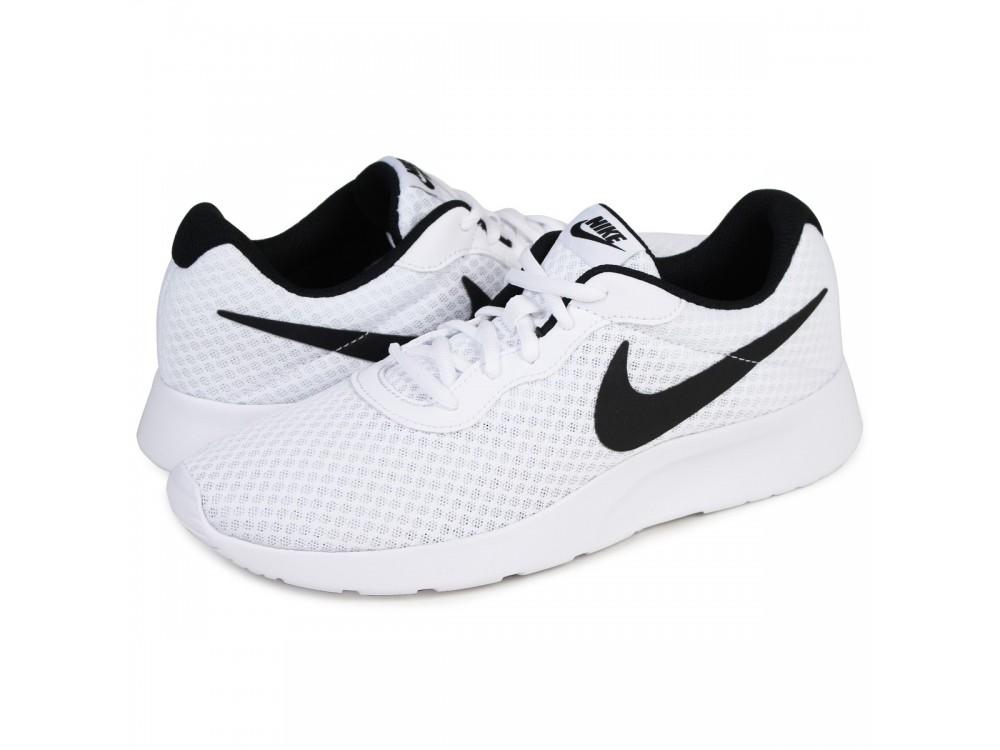 NIKE TANJUN BLANCAS Zapatillas Nike Hombre 812654 101