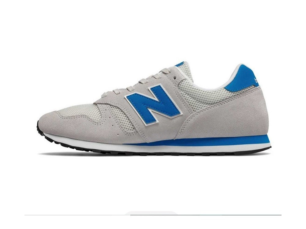 new balance 373 gris hombres