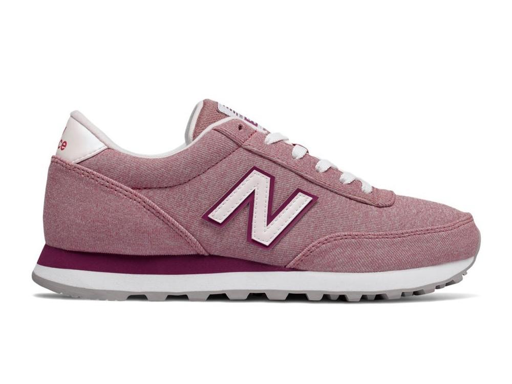 marxismo chocolate amplificación  NEW BALANCE WL501 ROSAS:: Zapatillas New Balance Mujer 501| Zapatillas NB  Mejor Precio