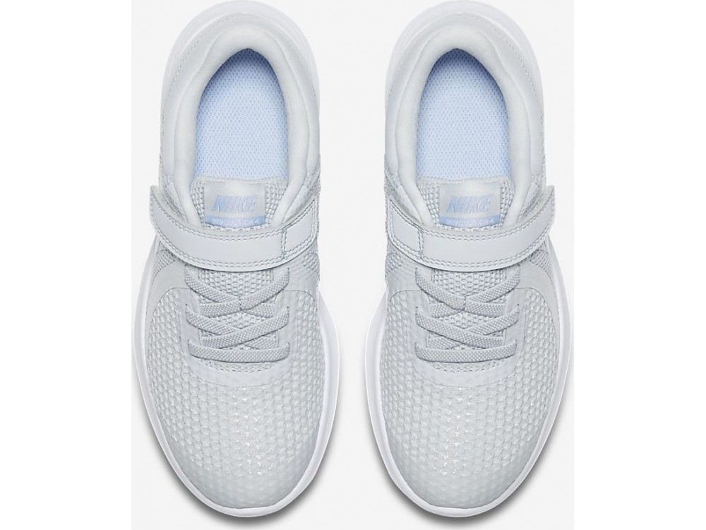 NIKE REVOLUTION 4 BLANCAS NIÑA : Zapatillas Niña Nike
