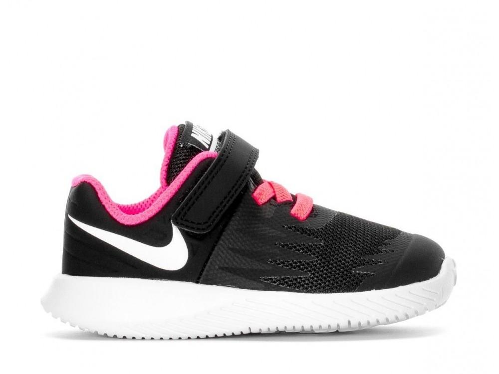 d4f13f0c99ff1 NIKE STAR RUNNER NEGRAS NIÑA  Zapatillas Nike Niña 907256 001 Mejor ...