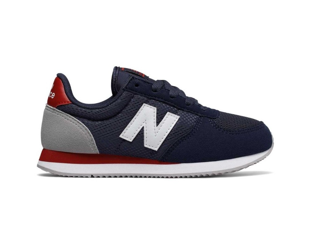new balance 220 azul