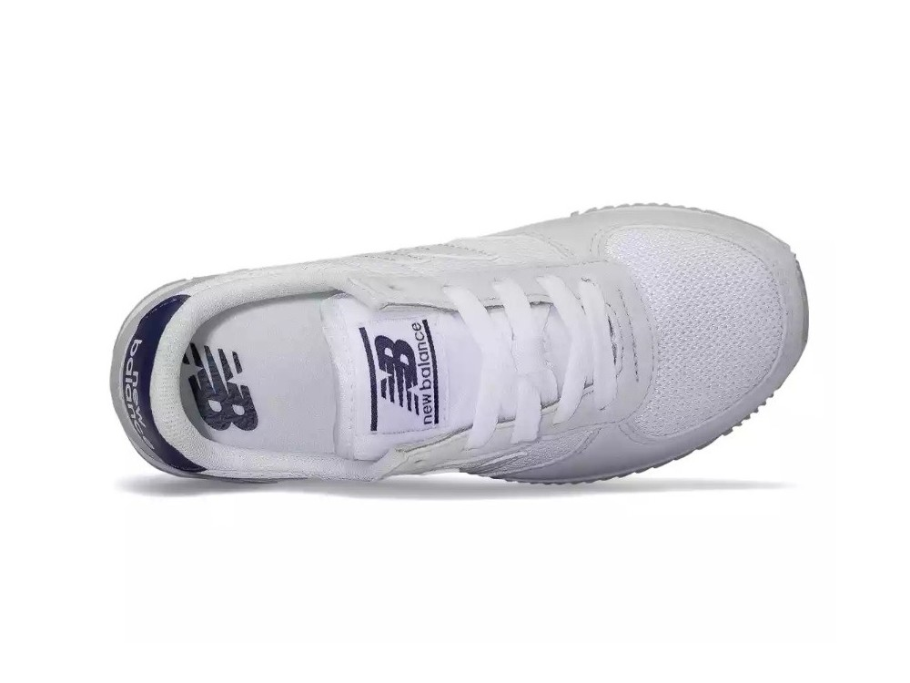 NEW BALANCE 220 BLANCAS: Zapatillas Mujer KL220 C3Y Mejor ...