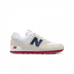 GC574 CP NEW BALANCE JUNIOR BEIGE