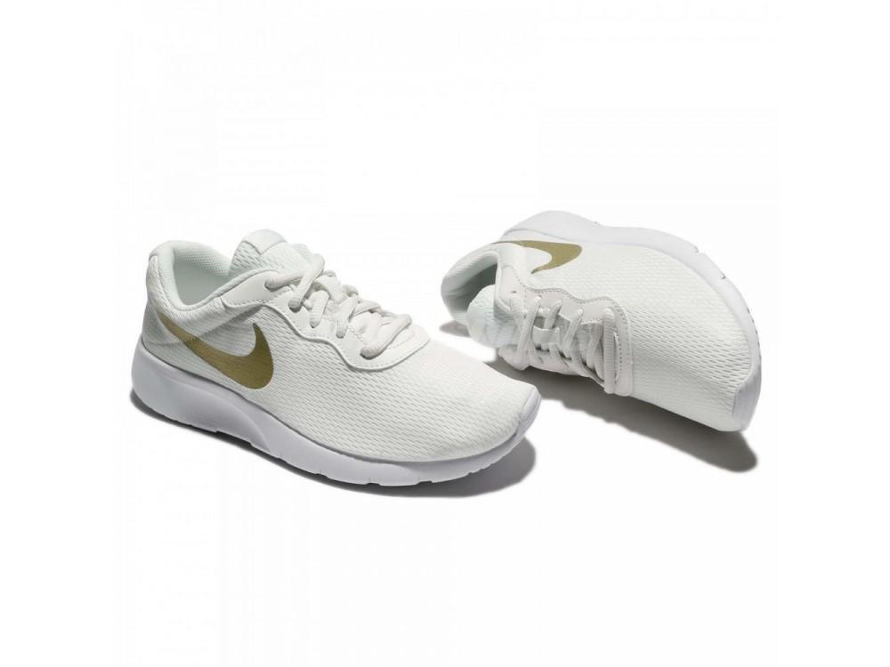pagar Suave petróleo  NIKE TANJUN BLANCAS: Zapatillas Nike Tanjun GS Mujer 818381 100 Mejor Precio