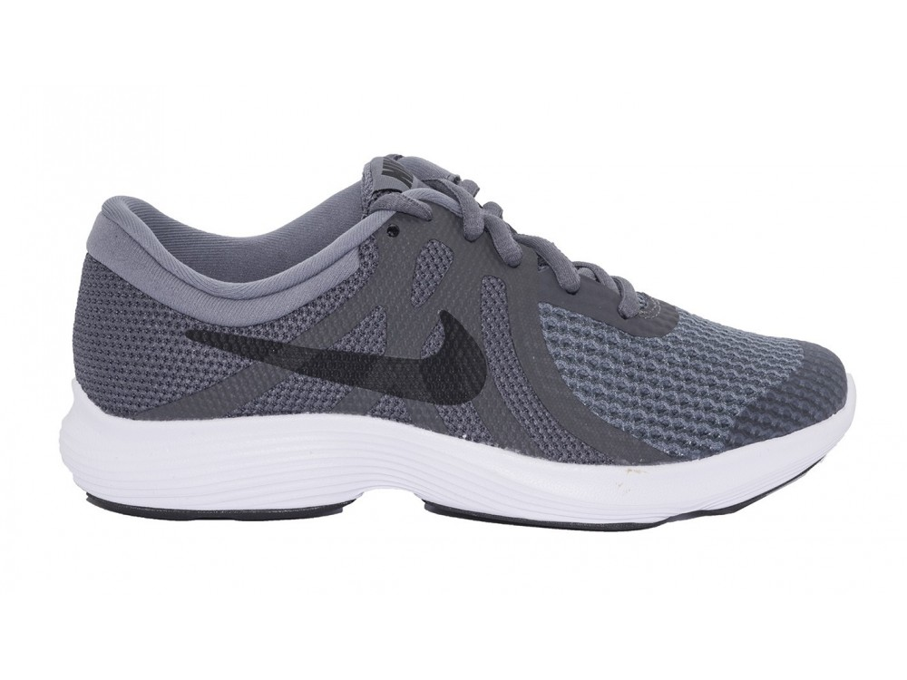 NIKE Junior Grises 4 REVOLUTION 943309 005 rq8rC