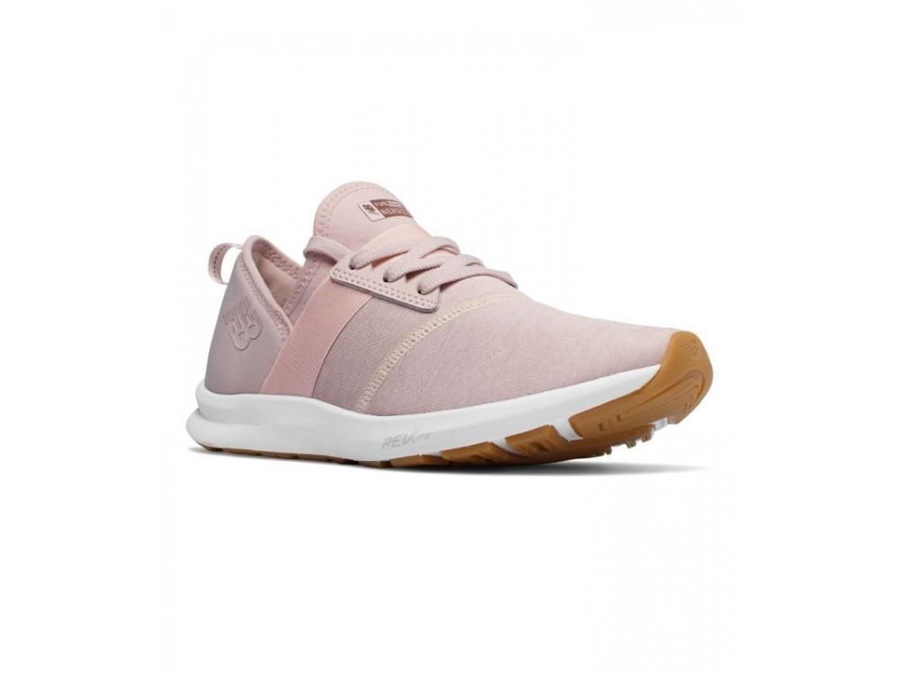 new balance chica rosa