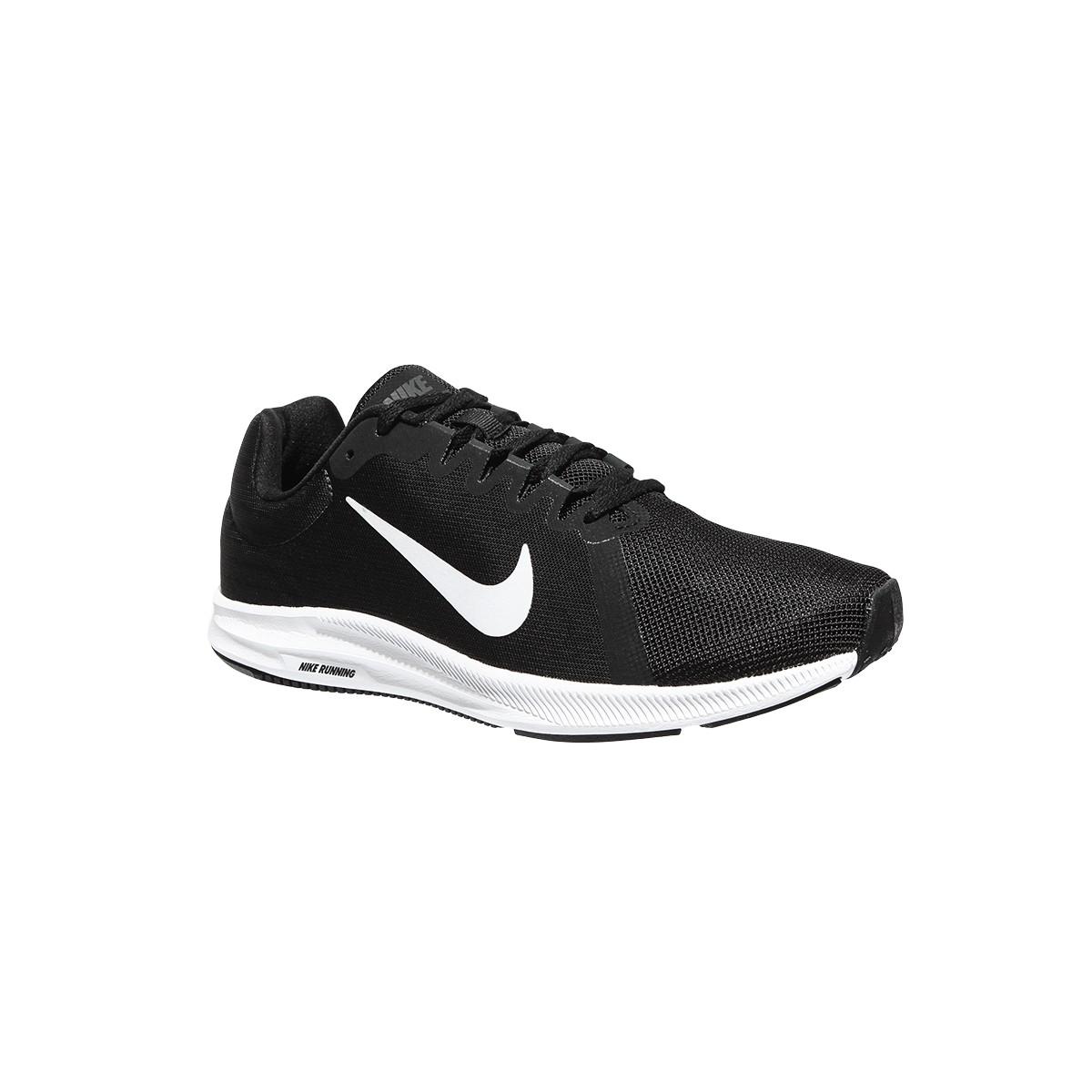 74704d6050d06 ... Nike Downshifter 8 Zapatillas Hombre Running 908984 001 Negras ...