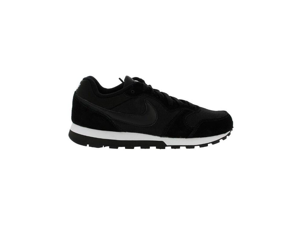749869 Mujer 001 Nike Zapatillas MD 2 Runner Niño Negra YgxnpaqT4w