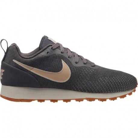 d0ecf5f24c NIKE MD RUNNER 2 GRISES  Zapatillas Nike Mujer Moda 916796 006 Mejor ...