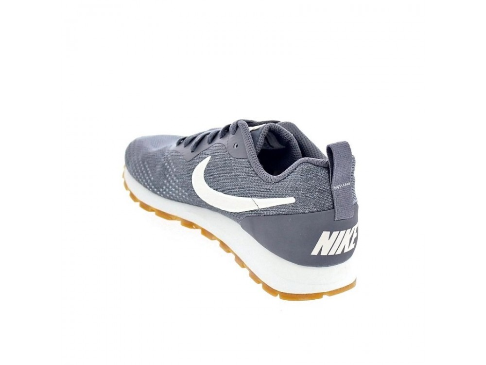 NIKE MD RUNNER 2 GRISES MUJER 916797 006