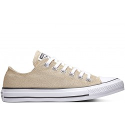 CONVERSE MUJER Doradas All  Star Player 561711C