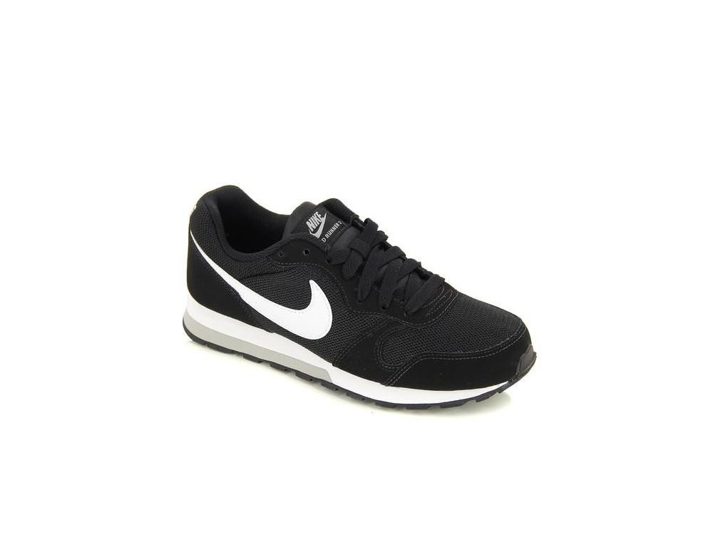 807316 Zapatillas Negra Niño MD Runner Nike 001 Mujer 2 wY8qZTxxtP