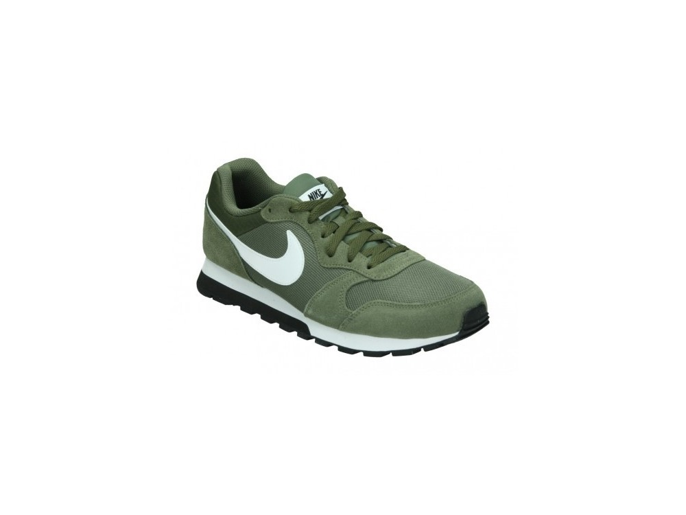 Nike MD Runner 2 Zapatillas Hombre 749794 204 Verdes
