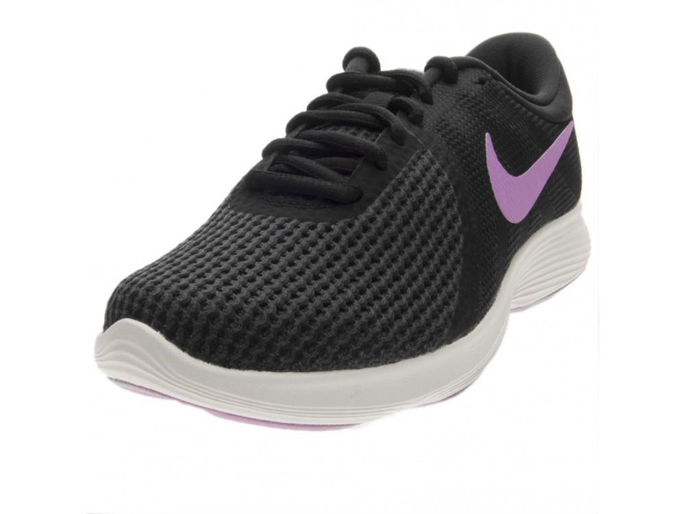 4 Running Nike Revolution MujerZapatillas Negras fvyY7gbI6