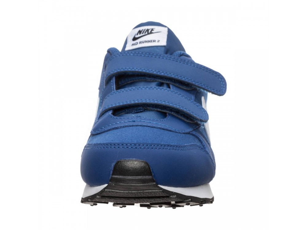 NIKE MD RUNNER 2 (TDV) Zapatilla Niño 807317 411 Azules