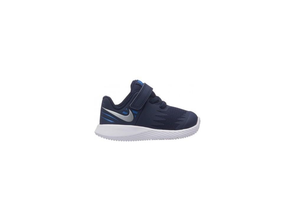 3a21ebc43 NIKE STAR RUNNER MARINO   Zapatillas Nike Niño 907255 406 Online.