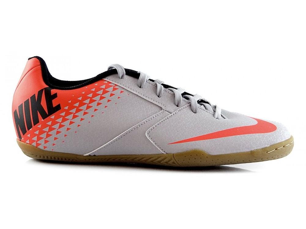 NIKE BOMBA: |Nike Bomba Futbol sala niño 826487 Grises mejor precio.