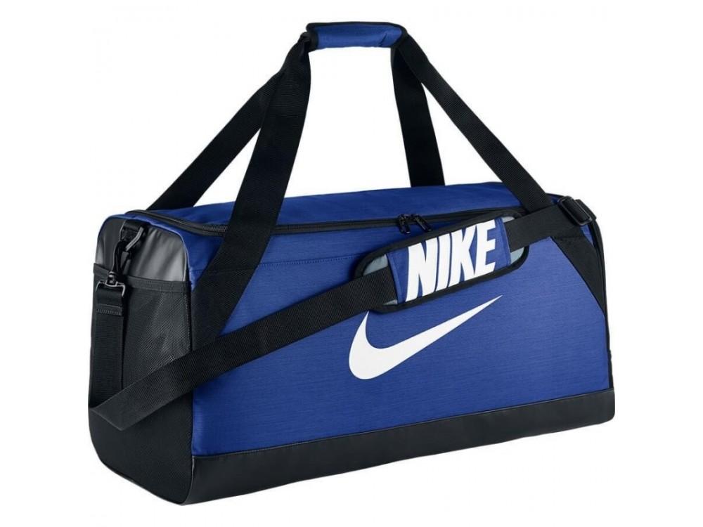 estas Hubert Hudson Empleado  NIKE BRASILIA: Nike Brasilia de viaje Azul BA5334 480 Mejor Precio.