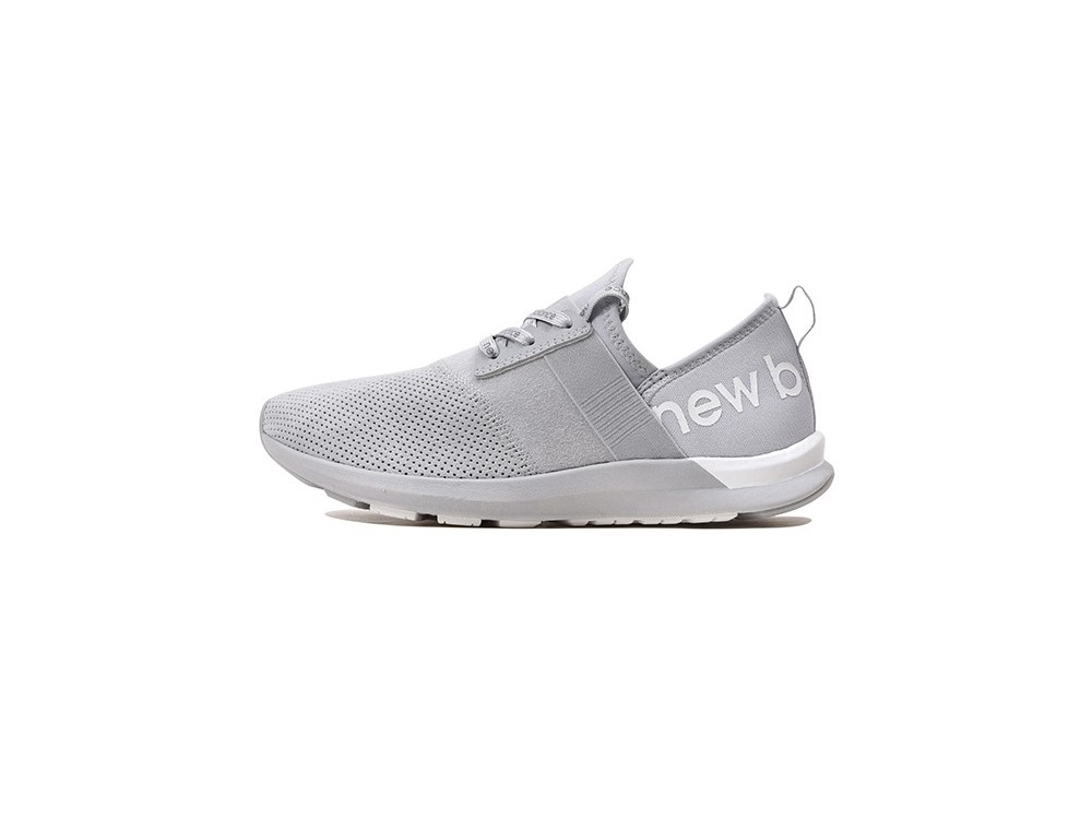 NEW BALANCE FUELCORE NERGIZE GRISES Running Mujer WXNRGTG