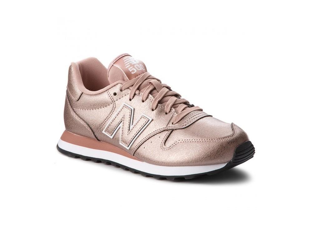 zapatillas new balance chica rosas