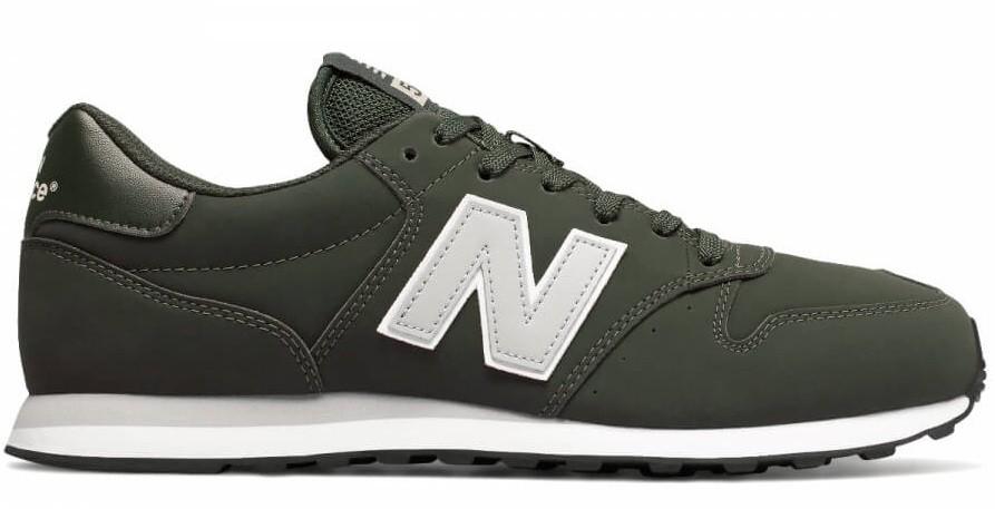 new balance gm500 hombre verde