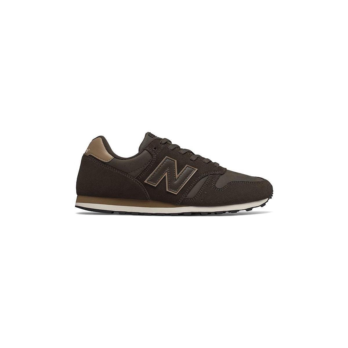 sneakers new balance ml373 marrón hombre