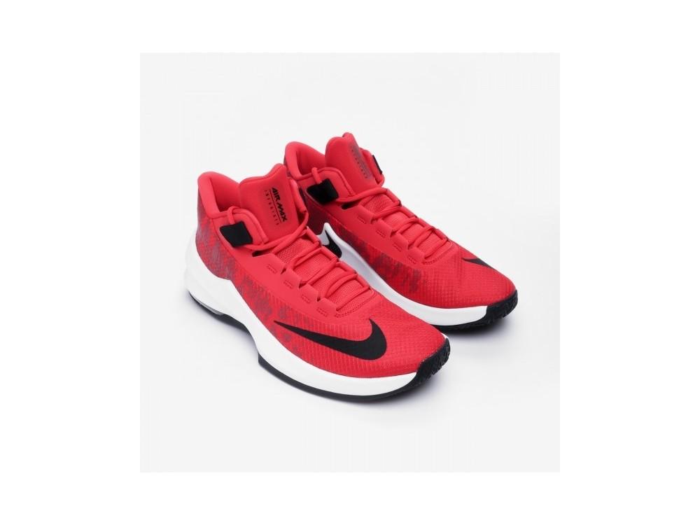 NIKE: Zapatillas Air Max Infuriate 2: Nike AA7066 600 Rojas