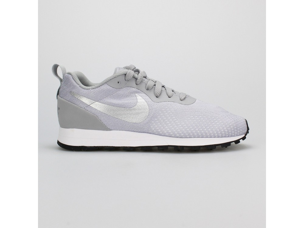2zapatillas nike grises mujer