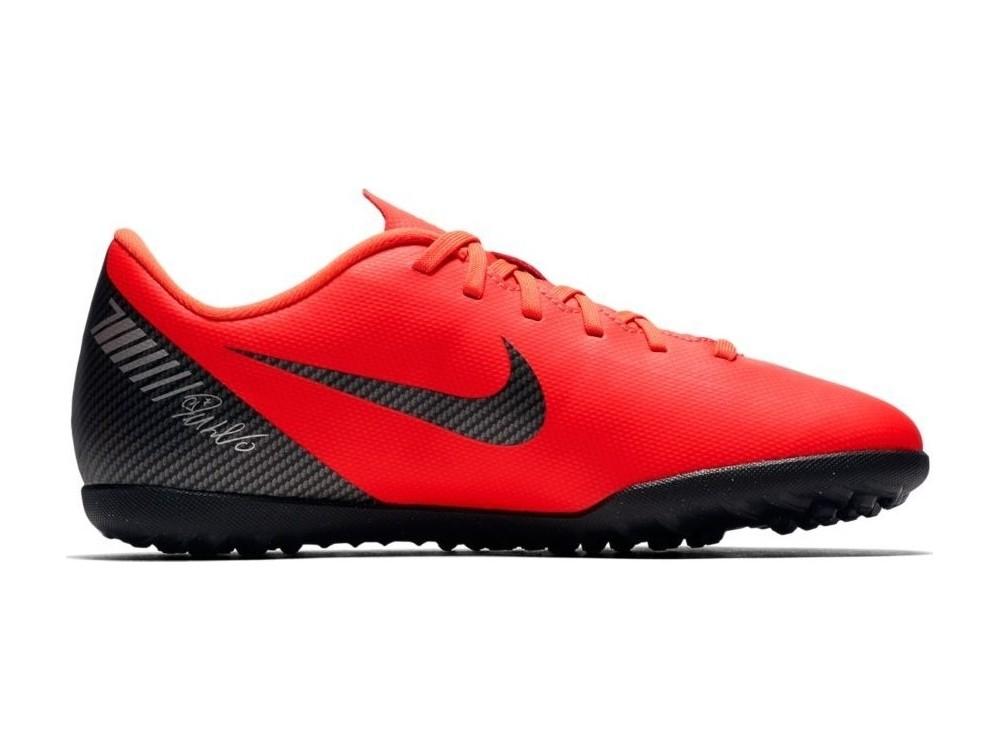 NIKE MERCURIALX CR7: Nike Fútbol Multitaco Niño AJ3106 Rojas CR7 |Baratas