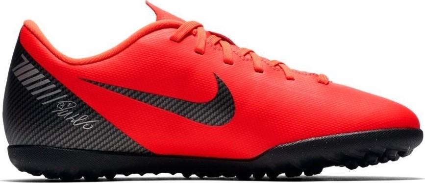 Lo encontré Orgullo África  NIKE MERCURIALX CR7: Nike Fútbol Multitaco Niño AJ3106 Rojas CR7 |Baratas