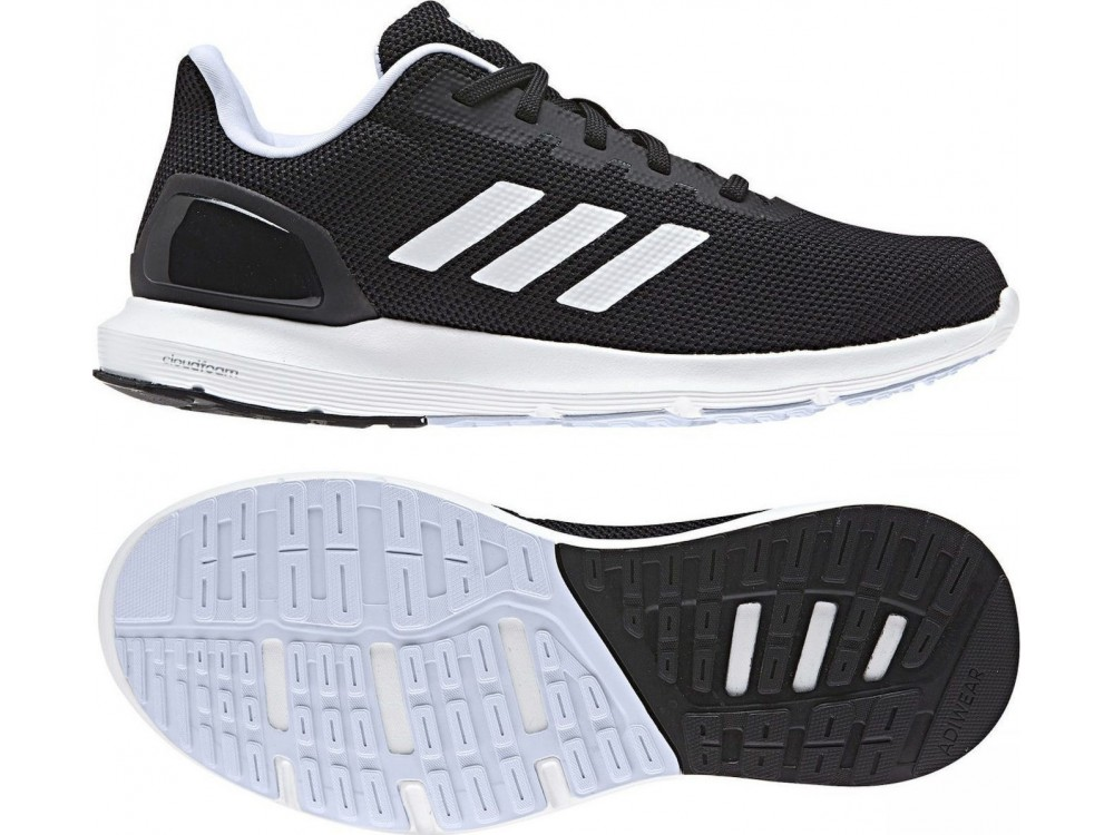 adidas zapatillas negras mujer