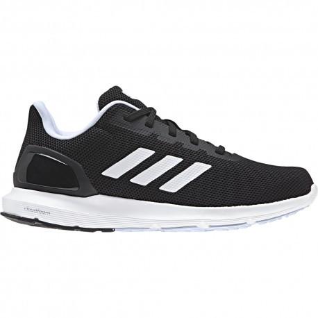 zapatillas adidas mujer running negras