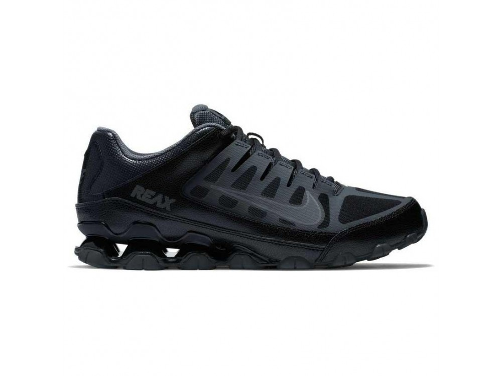 NIKE HOMBRE // Nike Hombre Baratas | Zapatillas Nike Reax 8 Negras