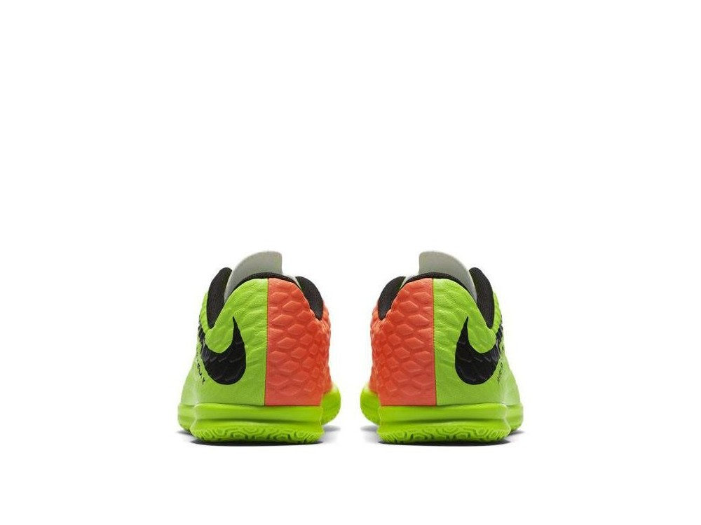 Nike Bota Fútbol Sala Junior HypervenomX III 852583 308 Verdes