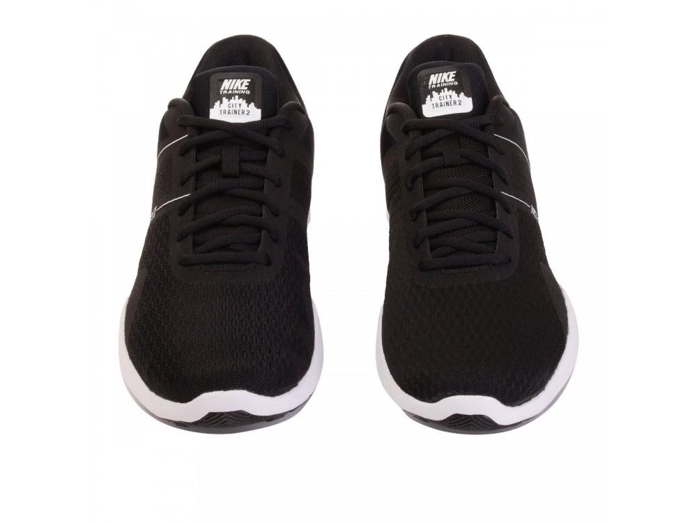 Cromático aumento Rubicundo  Zapatillas NIKE Mujer // Nike City Trainer 2 Mujer Negras AA7775 001 Baratas