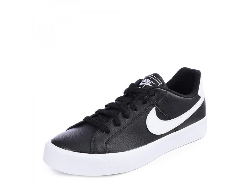 Zapatilla Court Nike Zapatilla Court Mujer Nike Ao2810 001 Negras Baratas