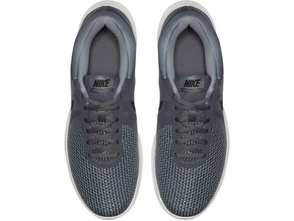 Considerar Representar inteligencia  NIKE: Zapatillas Revolution 4 EU: Nike Hombre Grises AJ3490 010 Baratas.