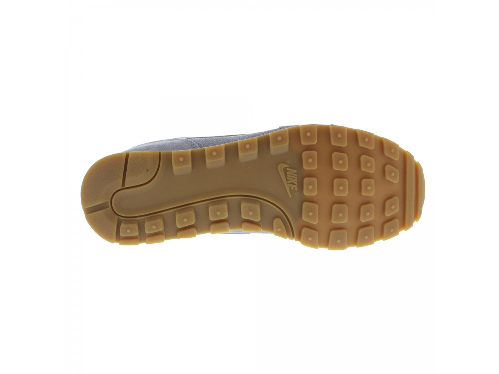NIKE MD RUNNER 2 SUEDE ZAPATILLA HOMBRE AQ9211 002 GRISES