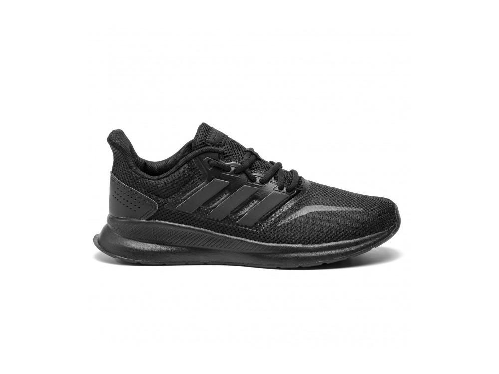 zapatillas adidas negras hombre