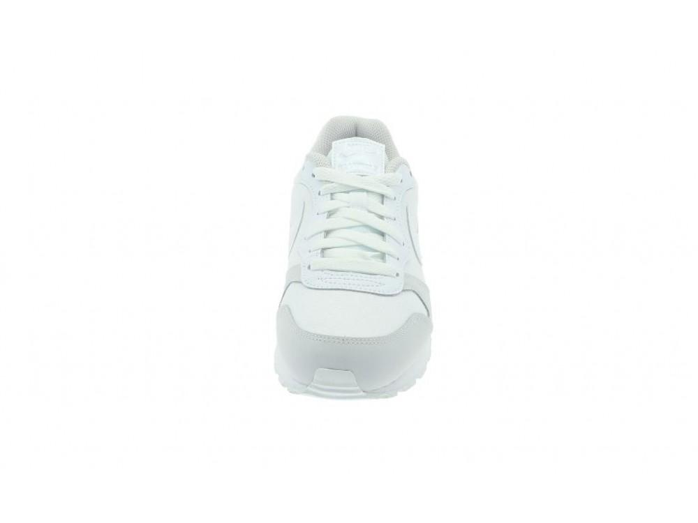 Zapatilla Nike MD Runner 2 807319 100  Blancas